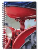 Bumpy Ride Spiral Notebook
