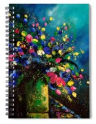Bunch 45 Spiral Notebook