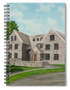 Bunch House Spiral Notebook