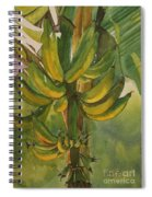 Bunch Of Bananas Spiral Notebook