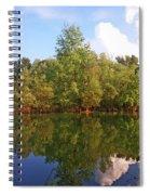Bundek Park Zagreb #2 Spiral Notebook