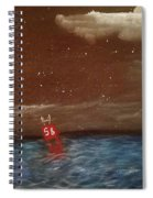 Buoy 56 Spiral Notebook