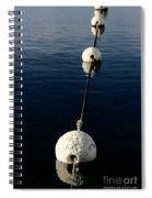 Buoy Descending Spiral Notebook