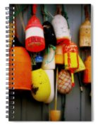 The Sea Wall Spiral Notebook
