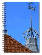 Bureau Of Tourism Amsterdam Spiral Notebook