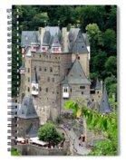 Burg Eltz Castle Spiral Notebook