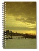 Burg Stolpen Spiral Notebook