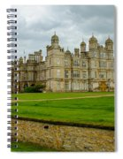 Burghley House Estate Spiral Notebook