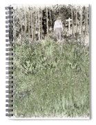 Burial Ground Spiral Notebook