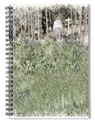 Burial Ground Spiral Notebook
