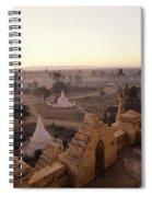 Burma Landscape Spiral Notebook