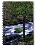 Burney Creek Spiral Notebook