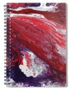 Burst Forth Spiral Notebook