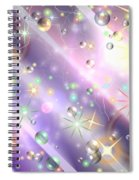 Bursting Forth Spiral Notebook