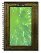 Bursting In Air Spiral Notebook