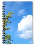 Bursting With New Life Spiral Notebook