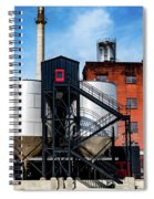 Burton Tanks Spiral Notebook