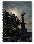 Bus Ride Spiral Notebook
