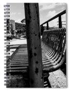 Bus Stop Spiral Notebook
