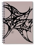 Bushal Of Thorns Spiral Notebook
