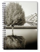 Bushy Hair Spiral Notebook