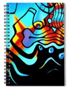 Business As Usual 1.0  Spiral Notebook