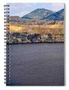 Butte Montana - Lake Berkeley Spiral Notebook