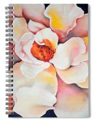 Butter Flower Spiral Notebook