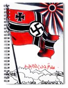 Part Of History Spiral Notebook