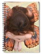 Butterfly 053 Spiral Notebook