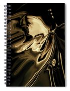 Butterfly 2 Spiral Notebook