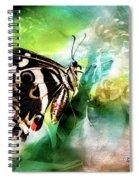 Butterfly Daydream Spiral Notebook