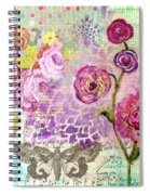 Butterfly Dream Spiral Notebook