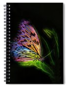 Butterfly Fantasy 2a Spiral Notebook
