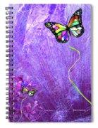 Butterfly Fantasy Spiral Notebook