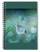 Butterfly Imagination Spiral Notebook