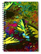 Butterfly Kisses Spiral Notebook