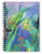 Butterfly Mammas Spiral Notebook
