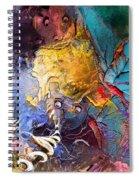 Butterfly Mind Spiral Notebook