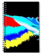 Butterfly Painting Spiral Notebook