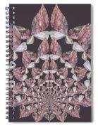 Butterfly Rock Spiral Notebook