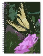 Butterfly's Delight Spiral Notebook