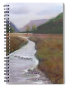 Buttermere In The Lake District Spiral Notebook