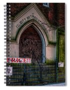 Buy Felicity Methodist - Nola Spiral Notebook
