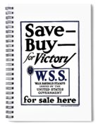 Buy For Victory Spiral Notebook