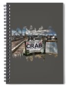 Buy From The Fisherman Spiral Notebook