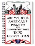 Buy U.s. Government Bonds Spiral Notebook