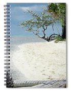 Buye Beach Spiral Notebook