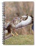 Buzzard Landing Spiral Notebook