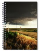 By Road, By Rail, Or By God Spiral Notebook